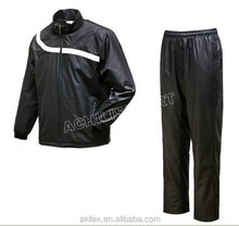 Custom high quality Professional new design mens team sport club soccer jacket with low price