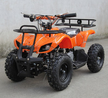 wholesale mini kids gas powered atv 50cc 4x4