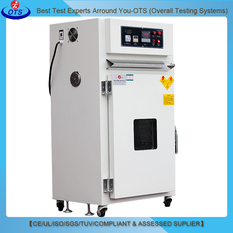PID controlled customized forced air circulation 300 degree high temperature drying oven price