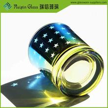 Lead free glass candle holder ruixin industry,candle holders china for sale