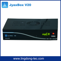 New Arrival Jyaxbox v30 HD Satellite Receiver JB200 Turbo 8PSK WIFI Adapter For North America