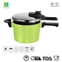 High quality enamel kitchen pot and pan sets