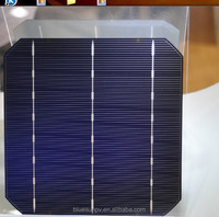 High efficiency best sale photovoltaic poly 156*156 solar cells for sale