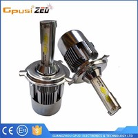 Manufacturer High Power Universal 3200LM LED Auto H4 12V 100W Headlight