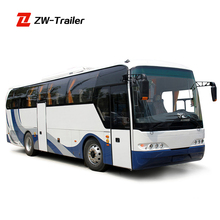 Hot Sale High Quality Shaolin Luxury Passenger Coach City Bus