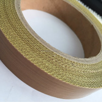 Teflon tape with yellow release paper for sheet roll