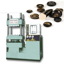 shirt button making machine
