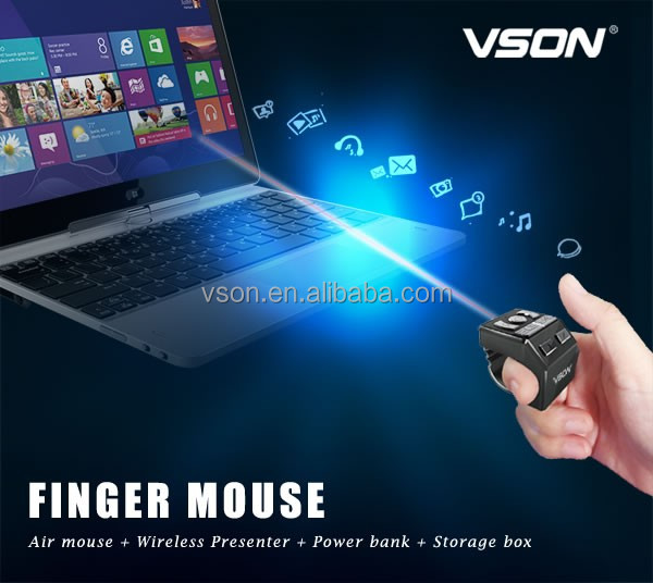 New item 2.4G Wireless Air mouse + Remote Control + Laser Pointer