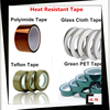 China supplier high temperature tape heat resistant tape