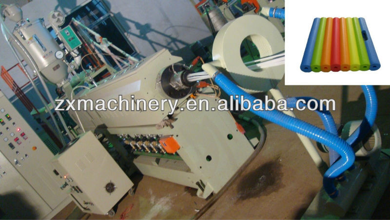 Supplying EPE Foaming Rod/Pipe Production Line for making EPE foam