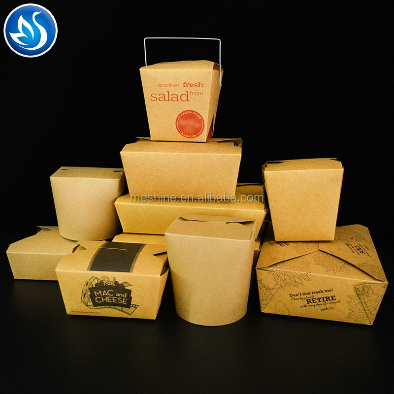 Motorcycle delivery box fast food box paper box