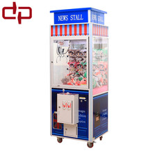 Coin operated toys vending machines crane claw machine for sale indoor
