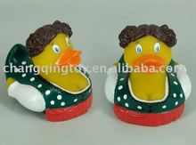 Sell PVC FLOATING DUCK/BATH TOY (full dress design)