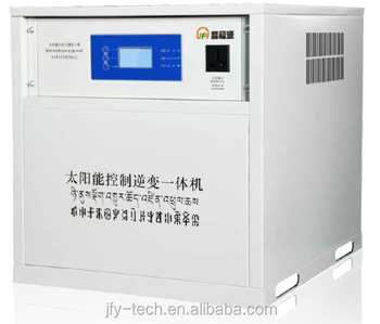 Hot sell!!! JFY Sunaura series sine Wave off-grid system