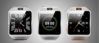 Wholesale Smart Watch Android 4.4 With Heart Rate Monitor