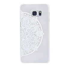 Henna Full Mandala Floral Dream Catcher Flower Catcher Plastic Case Cover for Samsung Galay s5 S6 S6 Edge+ Plus s7 for samsung