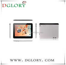 "DG-TP9706 9.7"" tablet pc MTK8382 quad core 3G phone call hot selling"