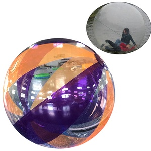 PVC Inflatable Human Water Float Hamster Zorb Ball for Adult and Child