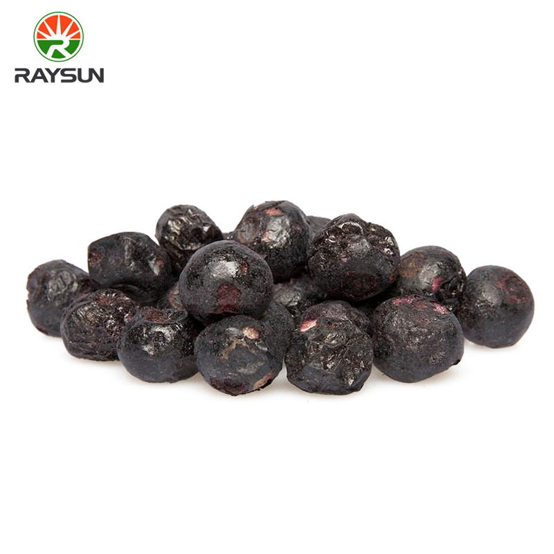 Latest wholesale freeze dried blueberry whole and dice