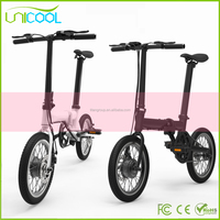2017 New Arrival Cheap Price 2 Wheel Motor Electric China Folding Bike