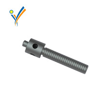 Central axis high quality machined parts 005 turned micro precision parts grinding machine cnc