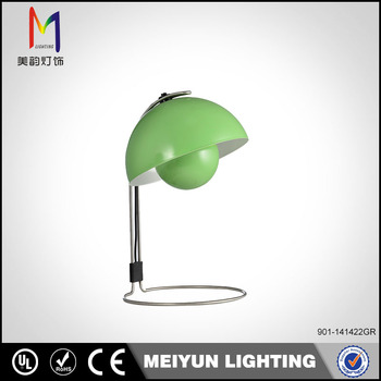 wholesale price various color metal strip table lamps reading lamps