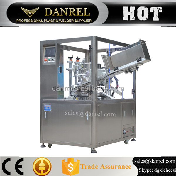 Automatic Cosmetics Soft Plastic Tube Sealer Machine/Cream Filler Price