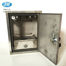 Laundry Machine Parts Coin Operated Timer Control Box / coin acceptor