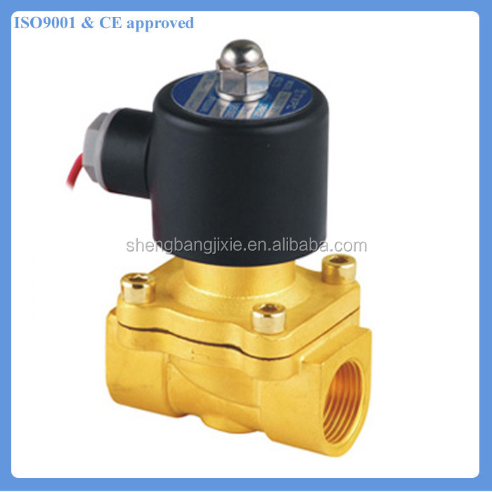 2W type 2way direct action water solenoid valve