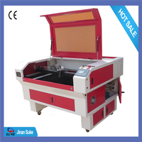 Selling laser 9060 cutting engraving machine