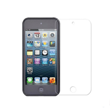 Anti-fingerprint screen guard 0.4mm safeguard screen protector for apple ipod touch5