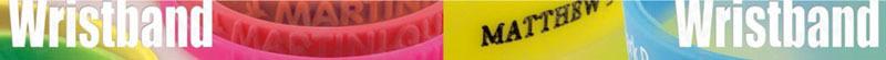 2017 Promotionnel en relief logo personnalisé silicone poignet bande