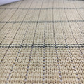 100% Virgin Polyethylene brown beige Havana privacy net 1x5m