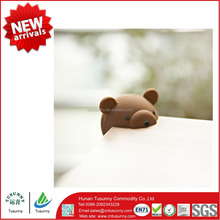 High quality Silicone rubber table corner protector/baby corner protectors