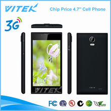 Chinese 4.7''MTK6572 Dual-Core Android 4.2 Chip Price Cell Phone
