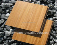 Outdoor Quick Click Carbonized Stained Bamboo Flooring