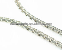 SN070 The most popular stainless steel necklaces punk men's style