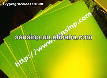 coating material PS Offset Printing 0.15mm good quality aluminum ps plate for printing