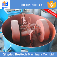 Sand mixer for foundry and casting