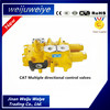 CHINA made Truck Mounted Crane parts DL15 multi-way valve Directional control valve