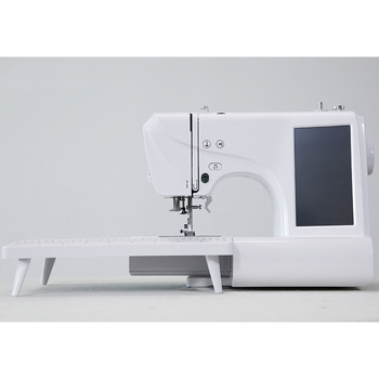 Professional Home Use Sewing Embroidery Machine price/Automatic small household computerized embroidery machine