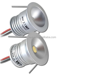 30mm led spotlight for cabinet display 12v