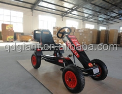 Heavy duty CE adult pedal go kart for sale
