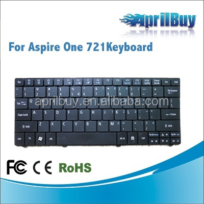 Keyboard For Acer One 721 721H AO721 722 AO722 ZH7 Black US