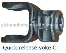 Outer Yokes for PTO Shaft