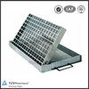 China Welded Galvanized Steel Driveway Grates