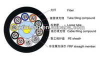GYFTA for duct or aerial multimode fiber optic cable