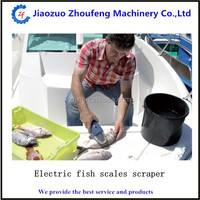 Tools and equipment in fish processing