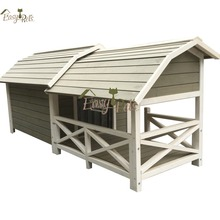 China factory supplier Large wooden dog house for sale