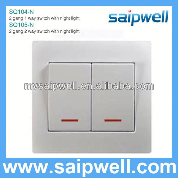 1GANG DOOR BELL ELECTRIC WALL SWITCH BLANK PLATE